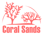 Coral Sands Logo - A Turtle